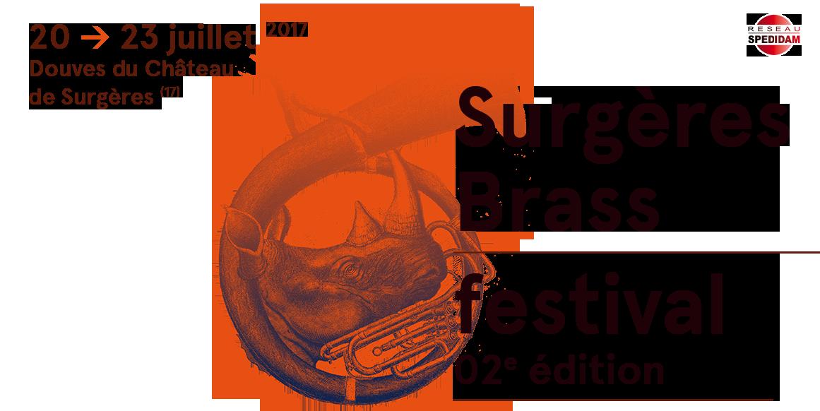 Surgères Brass Festival