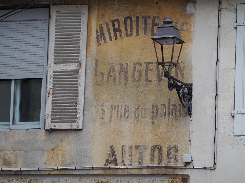 promenade dans la vielle ville de La Rochelle